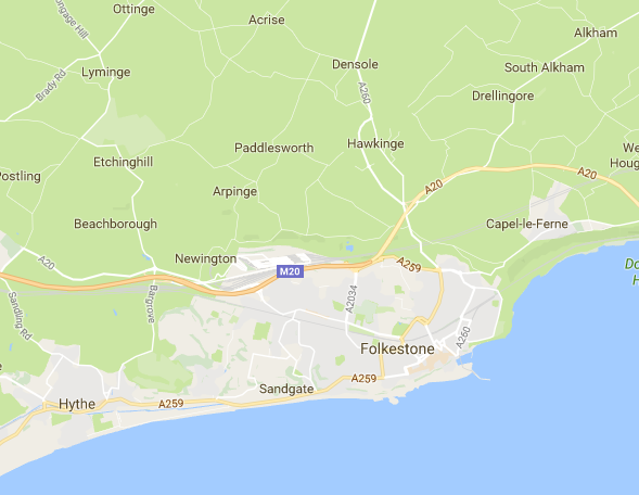 Outstanding care in Folkestone, Sandgate and Hythe areas