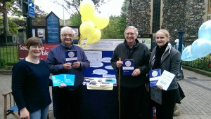 Dover High St dementia awareness